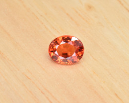 Natural Songea Sapphire 0.58 Cts