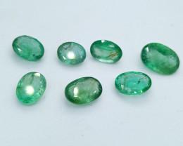 Quality  7.53cts  Emerald Parcel , 100% Natural Gemstones