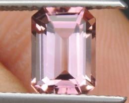 1.55cts Pink Tourmaline, Untreated