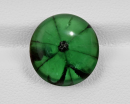 Trapiche Emerald, 9.14ct - Mined in Colombia   Certified by GIA