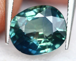 Sapphire 1.80Ct Parti Sapphire Natural Color A2301