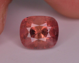 Amazing Color 4.15 ct Natural Pink Color Tourmaline H