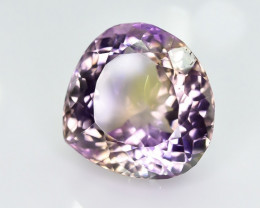 14.45 Crt Ametrine Faceted Gemstone (R29)