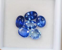 3.10ct Natural Blue Sapphire Oval Cut Lot D269