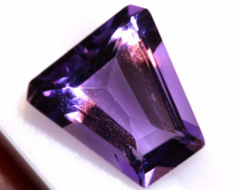 3.15 CTS NATURAL AMETHYST  FACETED STONE  LG-1310