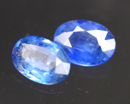 Sapphire 1.91Ct Natural Royal Blue Sapphire  A446