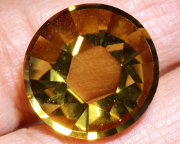 16.50 CTS CITRINE NATURAL FACETED CG-2672