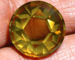 15.25 CTS CITRINE NATURAL FACETED CG-2674