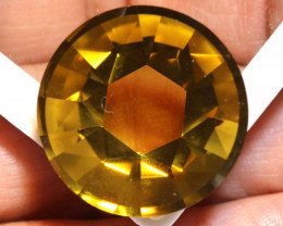 25.90 CTS CITRINE NATURAL FACETED CG-2675