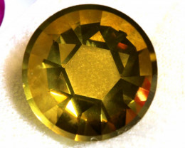 15.25 CTS CITRINE NATURAL FACETED CG-2677