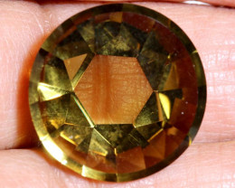 20.60 CTS CITRINE NATURAL FACETED CG-2678