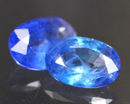 Sapphire 1.75Ct Natural Royal Blue A440