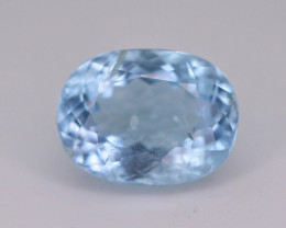3.40 ct Natural Untreated Aquamarine ~ AD