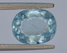 2.60 ct Natural Untreated Aquamarine ~ AD