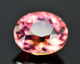Incredible Color 3.35 Ct Bi Color Watermelon Tourmaline From Afghanistan