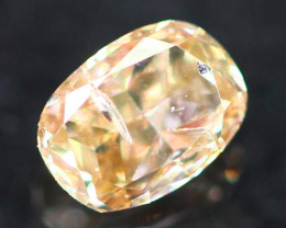 Diamond 0.18Ct Untreated Fancy Diamond Auction GC341