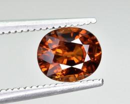 1.31 Crt Natural Spessartite Garnet Faceted Gemstone.( AG 84)
