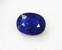2.93Ct Blue Sapphire Oval Cut Lot LZ3087