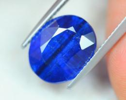 7.26Ct Blue Kyanite Oval Cut Lot B892