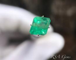 Zambian Emerald - 2.10 carats