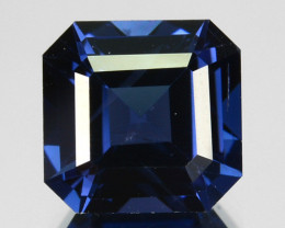 1.62 Cts Attractive Natural Rare Cobalt Blue Spinel Srilanka