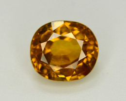 3.80 Ct Gorgeous Color Natural Yellow Zircon