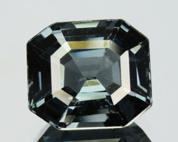 1.74 Cts Natural Green Spinel Octagon Cut Burmese
