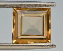 GIL Certified 3.09 ct Natural Zircon Untreated Cambodia