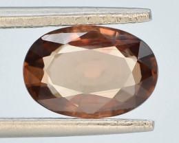 GIL Certified 2.33 ct Natural Zircon Untreated Cambodia
