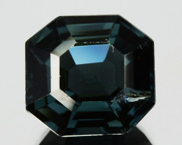 2.56 Cts Natural Green Spinel Octagon Cut Burmese