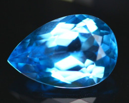 Topaz 4.95Ct Natural Swiss Blue Topaz Color A501