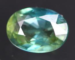 Sapphire 1.35Ct Parti Sapphire Natural Color A533