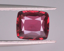 Top Color GIL Certified 0.94 ct Red Color Spinel Untreated/Unheated ~Burma