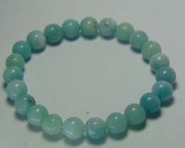 Beautiful amonite beads cabs Bracelet