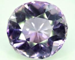 25.75 Carats Natural Top Color Fancy Cut Amethyst Gemstone