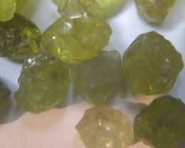 250Ct Natural Mali Garnet Facet Rough Parcel