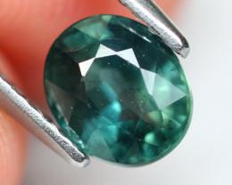 Sapphire 1.47 Ct Parti Sapphire Natural Color A558