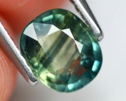 Sapphire1.11Ct Parti Sapphire Natural Color A566