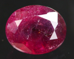 Ruby 1.64Ct Natural Burmese Red Ruby A652