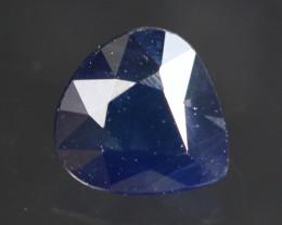 Sapphire 1.28Ct Natural Blue Sapphire A664