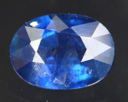 Sapphire 1.39Ct Natural Blue Sapphire A666