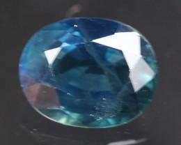 Sapphire 1.72Ct Natural Blue Sapphire A667