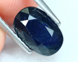 Sapphire 2.48Ct Natural Blue Sapphire A669