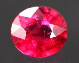 1.38Ct Rubellite Tourmaline Natural Red Color B2602