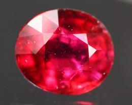 1.67Ct Rubellite Tourmaline Natural Red Color B2610