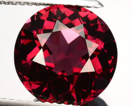 ~LOVELY~ 6.34 Cts Natural Top Round Rhodolite Garnet Africa