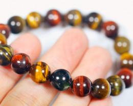 138.5Ct Natural Tiger Eye Bracelet