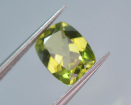 2.00 Ct Untreated Green Peridot ~ AD