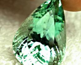34.75 Carat Lovely Green Spodumene - Gorgeous