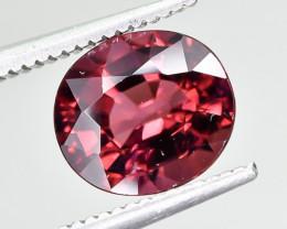 2.69 Crt Natural Rhodolite Garnet Faceted Gemstone.( AG 85)
